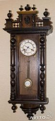 Реставрация корпуса часов
