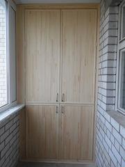 шкаф тумбы на балкон