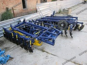 АГД-3.5Н прицепная на трактор Т-150 дисковая борона