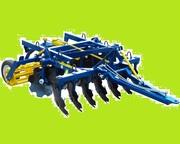 на трактор МТЗ прицепные дискаторы АГД-2.5Н с захватом в два с половин