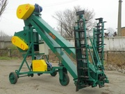 Погрузчик зерна,  зернометатель ЗМ-60