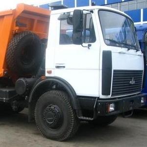 Самосвал МАЗ-551605-271