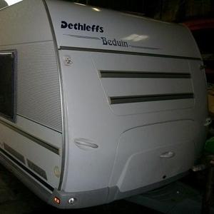 DETHLEFFS BEDUIN ps40 2000год