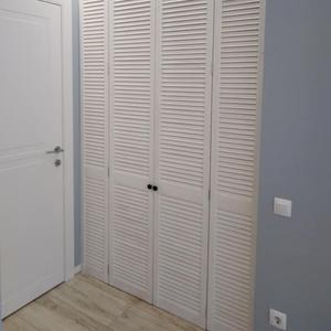 Жалюзийные двери в Киеве