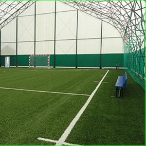 Оборудование для футбольных полей кортов