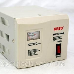 Стабилизатор напряжения Kebo MAX-500VA