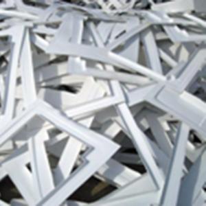 Отходы АБС пластика листового,  полистирола,  акрила,  ПВХ. Цена от 4 грн