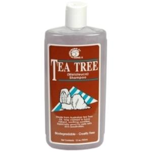 Ring5 ЧАЙНОЕ ДЕРЕВО (Tea Tree) шампунь с маслом чайного дерева для соб