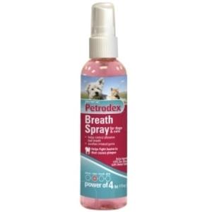 SENTRY Petrodex БРИЗ СПРЕЙ (Breath Spray) спрей освежитель дыхания для