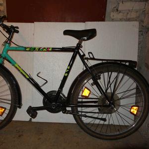 Велосипед HURIGAN