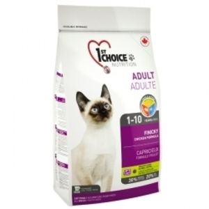 1st Choice  Актив корм для активных или переборчивых котов