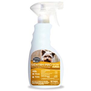Toy Breed  cпрей от блох и клещей для собак мини и малых пород