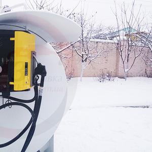 Модульная АЗС для топлива