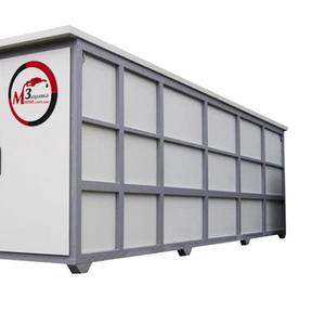 Контейнерная АЗС для разных видов топлива