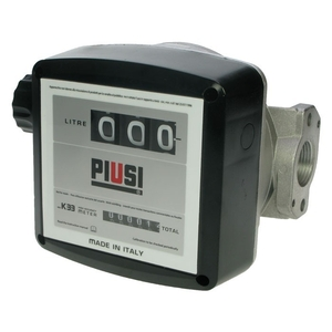 Расходомер механический для всех видов топлива K33