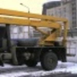 автогидроподъемник КАМАЗ