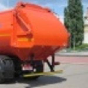 мусоровозы КАМАЗ,  МАЗ,  ГАЗ с задней и боковой загрузкой