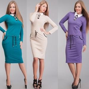 Платья женский оптом от производителя в Украине