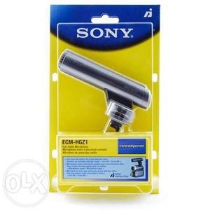 Продается микрофон Sony ECM-HGZ1
