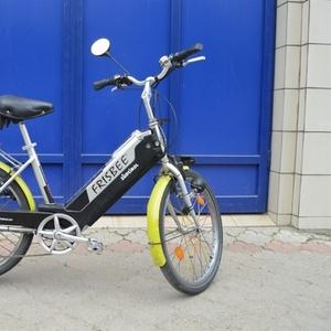 Электровелосипед итальянский Frisbee sudtirol  36 V 250 W