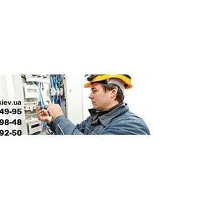 Замеры сопротивления изоляции электропроводки,  испытание контура