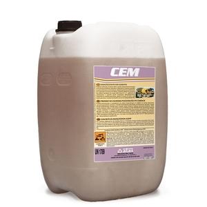 Средство для удаления цемента и цементно-известковых растворов CEM