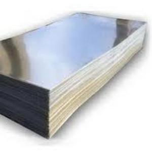 Лист нержавеющий технический 1.2мм  AISI 430 12Х17 1, 2х1000х2000  зеркальный матовый шлифованный