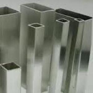Труба нержавеющая профильная 20х10х1, 2 20*10*1, 5 нержавейка квадратная матовая зеркальная