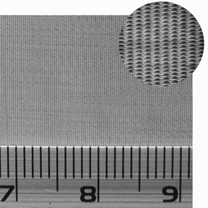 Сетка тканая нержавеющая микронная 12Х18Н10Т 0, 16х0, 16х0, 12мм