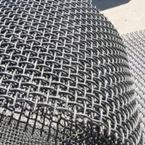 Сетка нержавеющая тканая 12Х18Н10Т 25х25х2мм 25*25*2мм рифленая