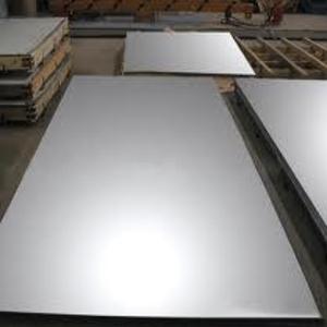 Лист нержавеющий 0, 8мм AISI 430 12х17 0, 8х1250х2500 матовый зеркальный шлифованный