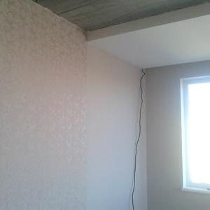 Беспесчанка,  выравнивание стен