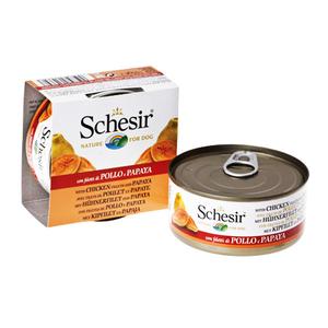 Schesir влажный корм для собак