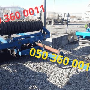 Каток КЗК-6-01,  ширина захвата 6 м по крутой цене