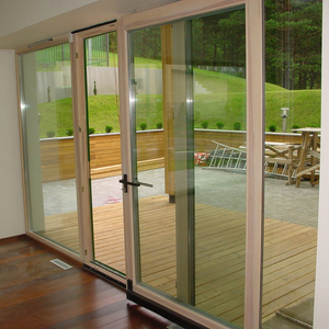 Раздвижные пластиковые двери и окна по доступной цене.