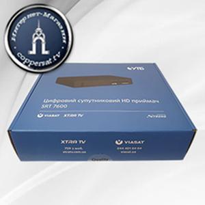 Спутниковый ресивер Strong SRT 7600 XTRA TV / VIASAT Verimatrix
