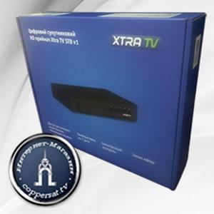 Спутниковый ресивер XTRA TV STB V1 (7601)