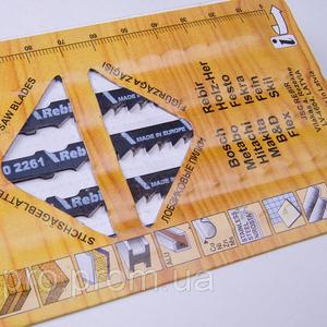 Пилочки для электро лобзика ( 5 шт в упаковке ),  30 гр