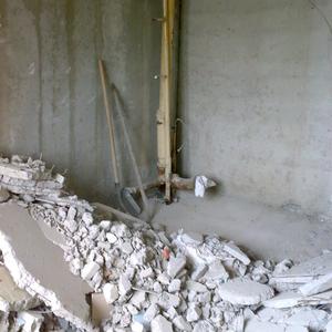 Демонтаж сантехкабин, блоккомнат под ключ с вывозом Харьков