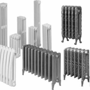Чугунные батареи радиаторы отопления НОВЫЕ