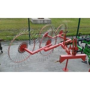 Грабли-ворошилка «Солнышко» 4-х колесные (Украина)