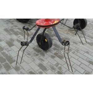 Грабли карусельные JAR-MET Z525 (Польша)