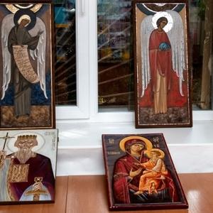 Хотите вывезти свою икону из Украины?Оформляю все документы.
