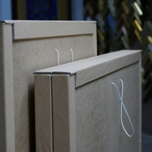 Купить Заказать коробку для картины для пересылки из Украины заграницу