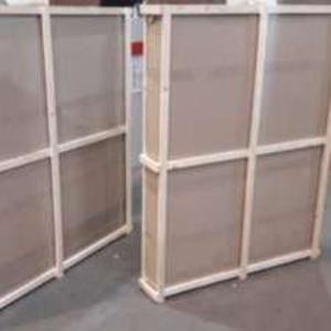 Купить заказать коробку для пересылки перевозки картины. Украина.