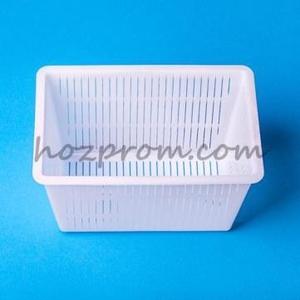 Прямоугольная форма для сыра Кирпич Сыроделие интернет магазин