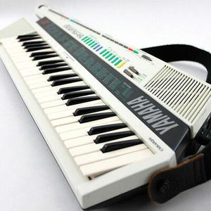 Cинтезатор-кейтар для клипа,  на сцену -Yamaha SHS 200 made in Japan.