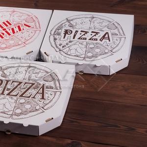 Коробки для пиццы оптом от производителя