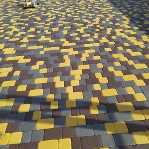 Качественная укладка тротуарной плитки и брусчатки,  Харьков