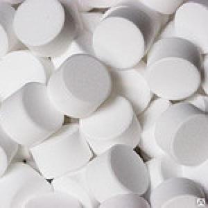 Продается соль таблетированная Мозырь 25 кг